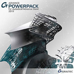Graitec Advance PowerPack for Autodesk Advance Steel