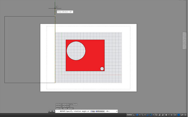 Rotate viewport by degrees or mouse image