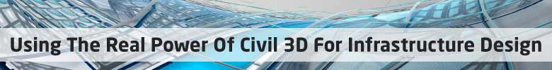 civil 3d power infrastructure design