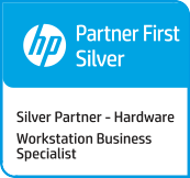 hp partner silver logo