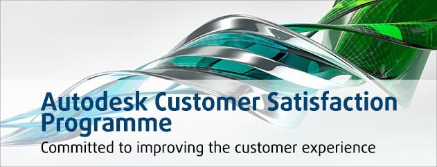 Autodesk Customer satisfaction