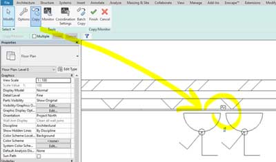 remove nesting hosted families revit family copy