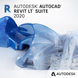 autocad revit lt suite 2020 badge 256px opt