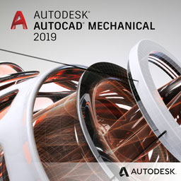 autocad mechanical 2019 badge