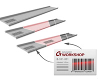 barcode steel document management