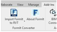 How To Insert SketchUp Into Revit Using FormIt 2