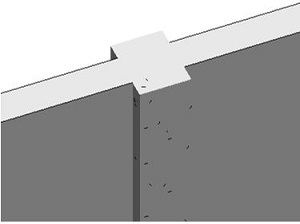 Joining A Structural Column And Structural Wall In Revit 4