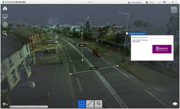 Point Clouds In An Infrastructure Project Part One 2