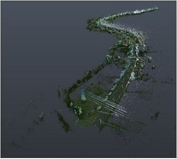 Point Clouds In An Infrastructure Project Part One 7