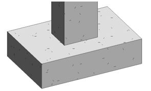 Reinforcing A Concrete Footing In Revit Using Graitec BIM Designers 2