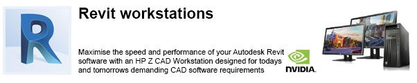 Autodesk Revit Workstation Banner
