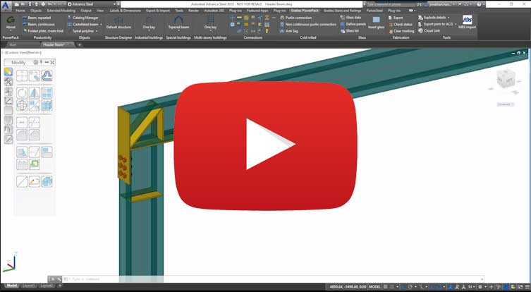 beam connector youtube image