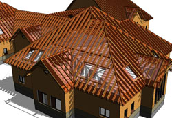 Revit-timber-frame-extension