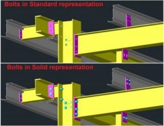 Optimise Graphics Performance In Advance Steel To Navigate Large Models Effectively