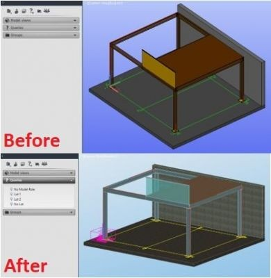 A-Guide-To-Advance-Steel-Custom-Model-Templates-cover-with-Before--After