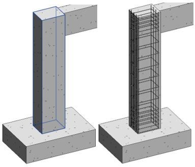 Reinforcing-A-Concrete-Column-In-Revit-Using-Graitec-BIM-Designers-cover