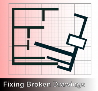 AutoCAD Fixes – Badly Behaved Drawings