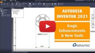 iLogic in Inventor 2021