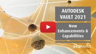 Autodesk Vault 2021 – What's New