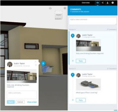 BIM-360-Team-Viewing-Commenting-and-Marking-up-4-of-5