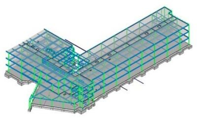 Overriding-Colours-to-Identify-Structural-Elements-in-Navisworks