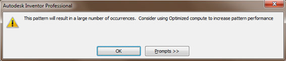 Autodesk Inventor Optimised compute dialog blog