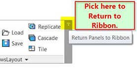 Revit Ribbon 7