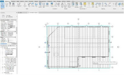 revit extruded roof 1