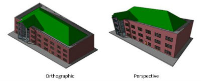 revit perspective view 2