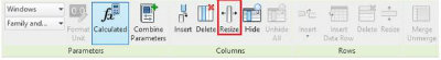 revit schedule column widths 1